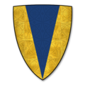 Armorial Bearings of the BAGGYNDON family of Tedestone de la Mere, Herefordshire.png