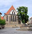 Arnstadt Bachkirche außen Chor 03.jpg