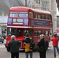 Arriva Routemaster bus, route 159, Parliament Street, 8 December 2005.jpg