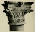 Arthur Byne (1917) Palacio Arzobispal de Alcalá de Henares, patio de Fonseca, capitel.png