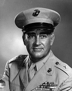 Arthur H. Butler American Marine Corps Major General