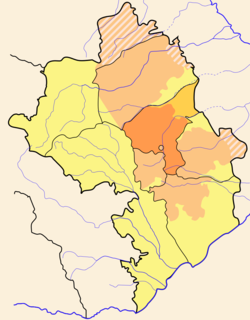 Province in Disputed