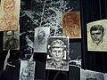 Artworks Commemorating Soldiers Killed at Chernobyl - National Chernobyl Museum - Podil District - Kiev - Ukraine (26779379750).jpg