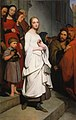 Ary Scheffer - Marguerite Leaving Church - 80.55 - Detroit Institute of Arts.jpg
