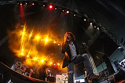 Asking Alexandria auf dem With Full Force 2013
