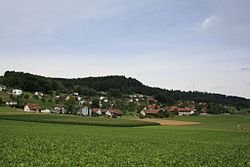 Skyline of Attelwil