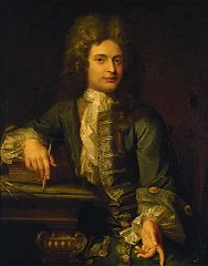 Portrait of a Young Man (Sir John Van Brugh?)