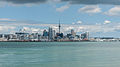 Auckland Skyline as seen from Devonport 20100128 4.jpg