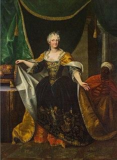 Elisabeth Christine of Brunswick-Wolfenbüttel Holy Roman Empress consort