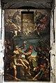 Aurelio lomi, martirio di san biagio, 1601, entro altare marmoreo di taddeo carlone e battista baguti 02.jpg