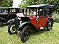 Austin 7 Chummy 1928, 747cc at Easton Lodge Gardens, Essex, England.jpg