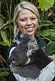 Australia Zoo Koala from Ballarat-2 (9499326145).jpg