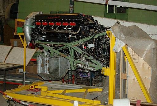 Avro Lancaster WU21 - AALB - 3