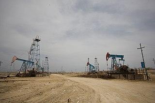 Petroleum industry in Azerbaijan