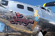 "B-17 ""Sentimental Journey"""