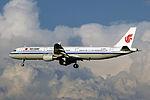 B-9919 - Air China - Airbus A321-213 - PEK (15029942498).jpg
