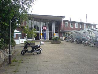 Wattenscheid station railway station in Bochum, Germany