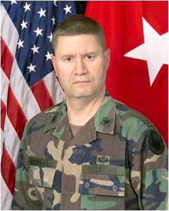 United States Army Military Intelligence Readiness Command - Gregory Schumacher