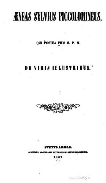 File:BLV 1 3 Aeneas Sylvius Piccolomineus De viris illustribus.pdf