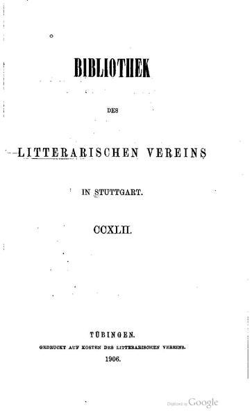 File:BLV 242 Briefwechsel zwischen Gleim und Ramler Band 1.pdf