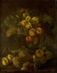 Natura morta amb fruites