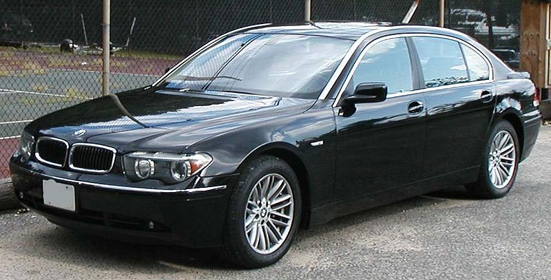 inoversum  Bmw 745li On 24