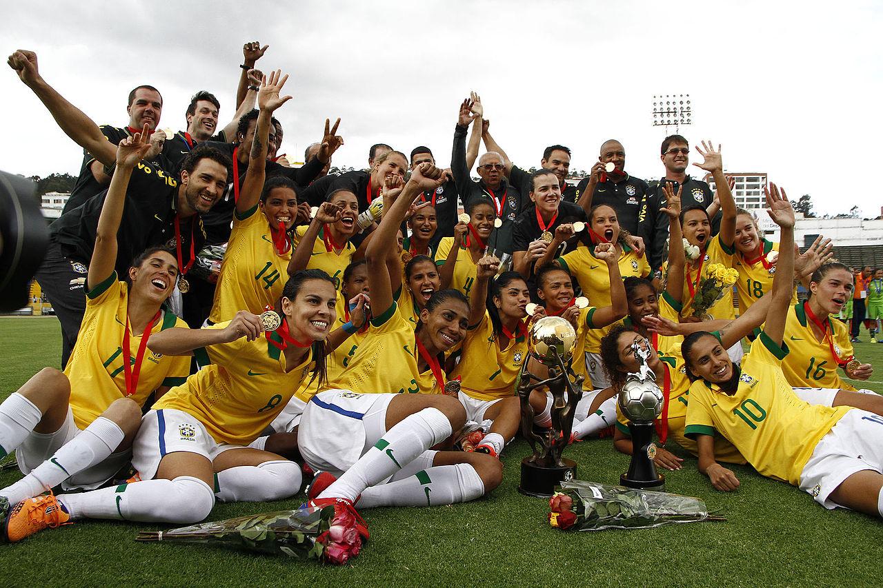Calcio Brasile Di Wikiwand Femminile Del Nazionale ARLq54j3