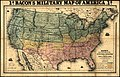 Bacon's military map of the United States shewing the forts & fortifications. LOC 99447070.jpg