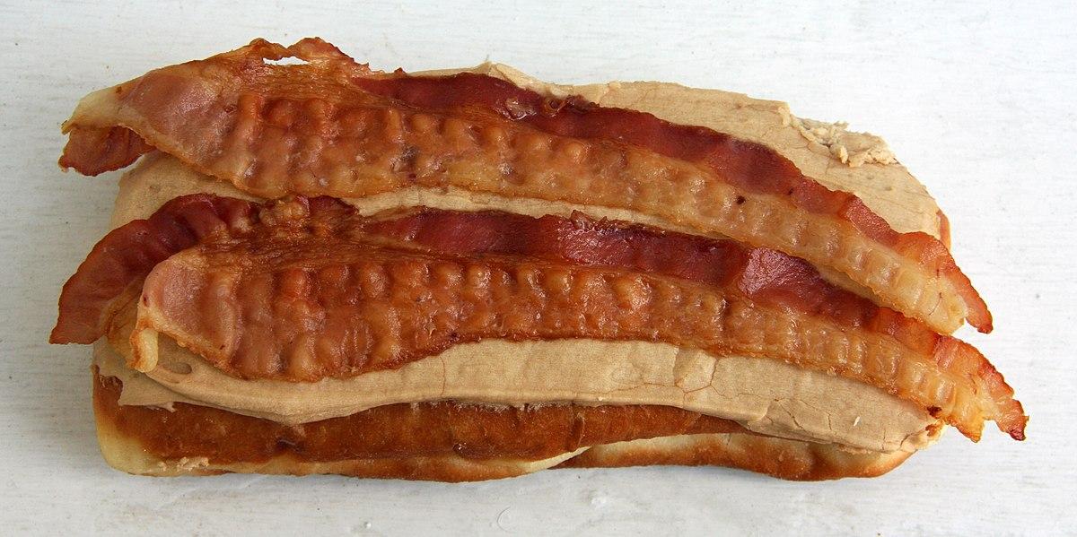 Maple bacon donut - Wikipedia