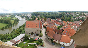 English: Bad Wimpfen, Germany Deutsch: Bad Wim...