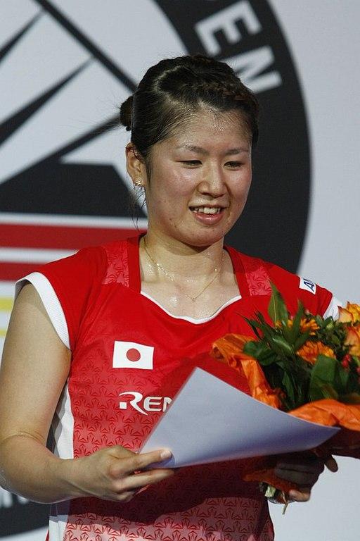 Badminton-mizuki fujii