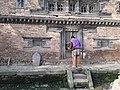 Baidya temple, Room where buddha is stored.jpg