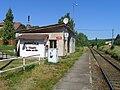 Bakov nad Jizerou, Malá Bělá, train station.jpg