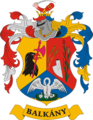 Balkány coat of arms.png