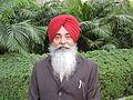 Balvinder Singh , Punjabi language Poet,Punjab ,India.JPG