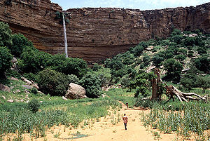 Bandiagara Escarpment - Image: Bandiagara Escarpment Mali