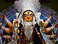 Bandrapara Mahishmardini in Shakta Rash 2.jpg