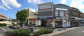 Bankstown - Old Town Centre Plaza, Bankstown