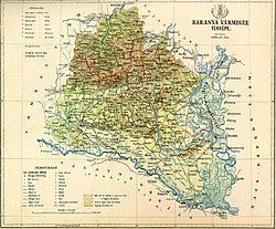 Baranya county map (1891).jpg