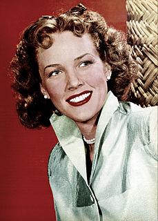 Barbara Britton American film and television actress