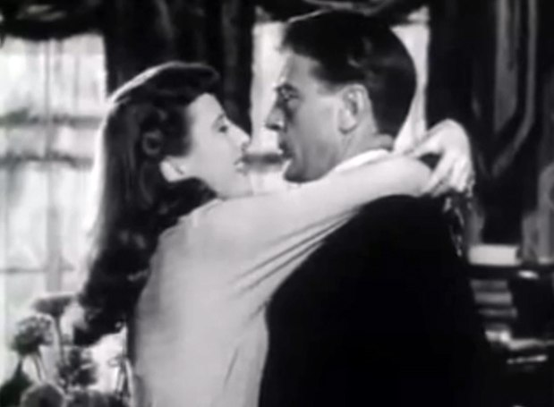 Barbara Stanwyck and Gary Cooper in Ball of Fire trailer 2