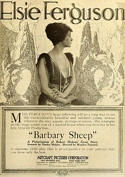 Barbary Sheep 1917