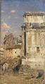 Bartolomeo Bezzi – Arco di Settimio Severo.tif