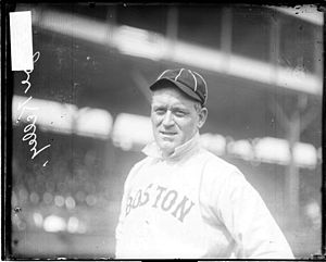 1908 Boston Doves season - Doves manager Joe Kelley