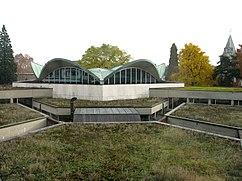 Biblioteca de la Universidad de Basilea (1962-1968)