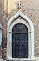 Basilica di Santa Maria dei Frari - Venezia - Porta laterale del transetto sinistro.jpg