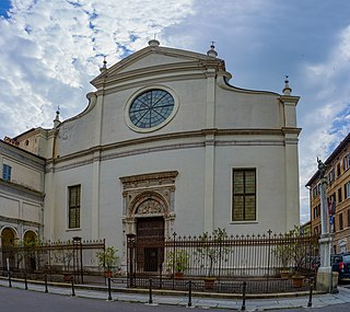 church in Brescia, Italy