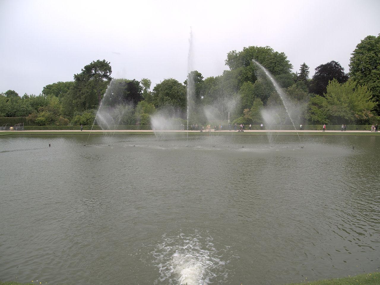 D co bassin du miroir versailles strasbourg 31 for Bassin miroir