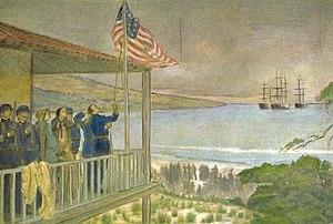 Battle of Monterey - Image: Batalla de Monterey