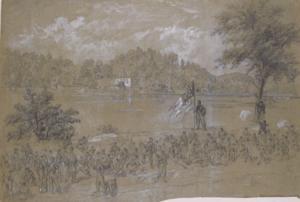 Battle of Shepherdstown - Image: Battle of Shepherdstown